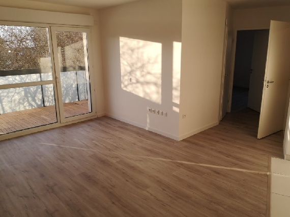 location appartement LOOS LEZ LILLE 3 pieces, 60m